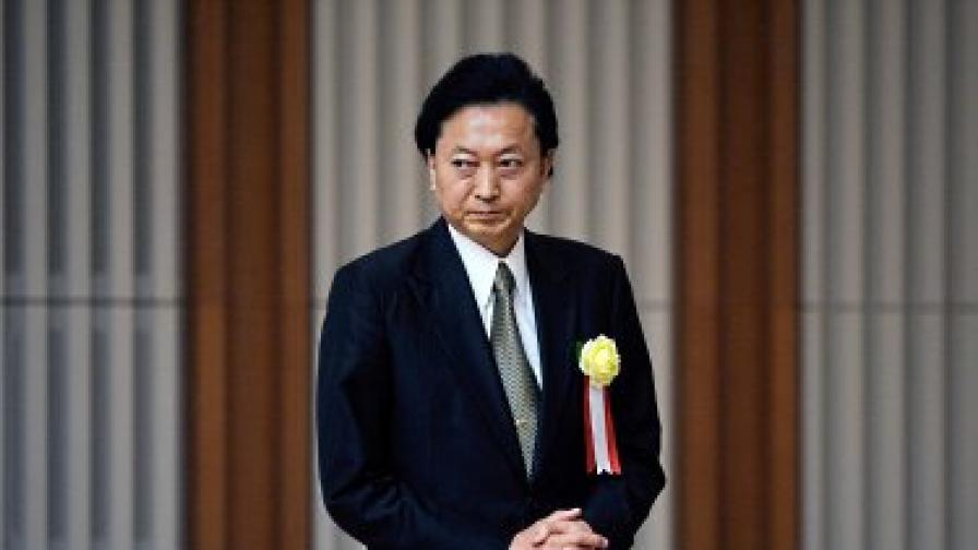 Социалистите напуснаха японското правителство