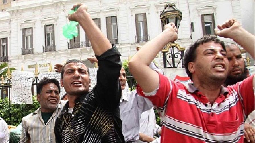 Египет се отрече от женените за еврейки мъже