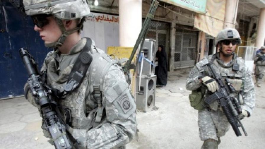 Войните в Афганистан и Ирак - над 1 трилион долара
