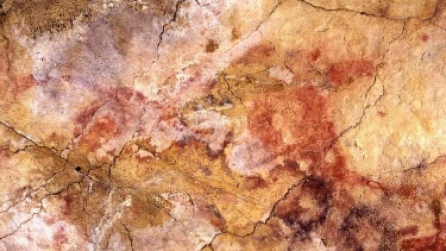 Най-старите скални рисунки в Централна Европа