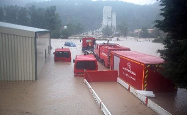 Наводнения във Франция, 19 загинали