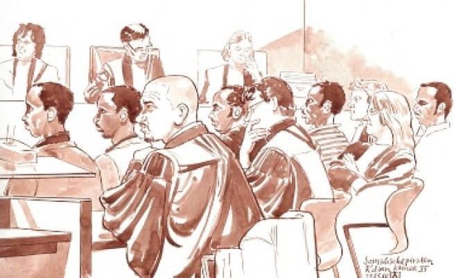 За първи път: Осъдиха сомалийски пирати