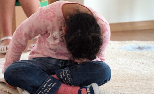 Франс прес за изоставените деца у нас