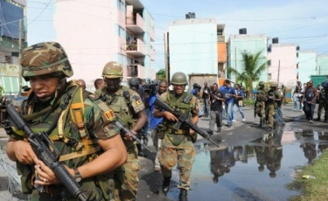 В Ямайка хванаха опасен наркобос
