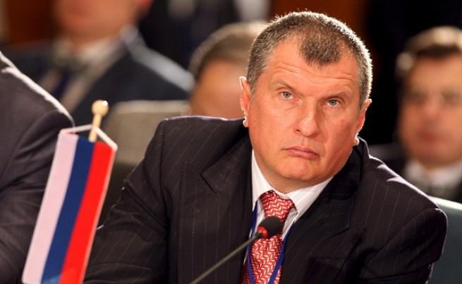 """""""Роснефт"""" иска правителствена помощ заради американските санкции"""