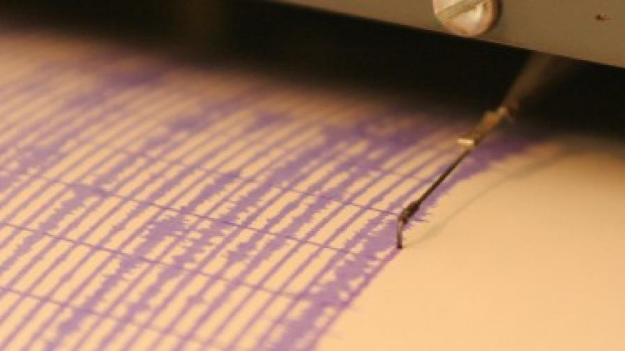 Пак слабо земетресение у нас