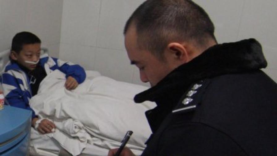 Симулатор на совалка се разби в Китай, има жертви
