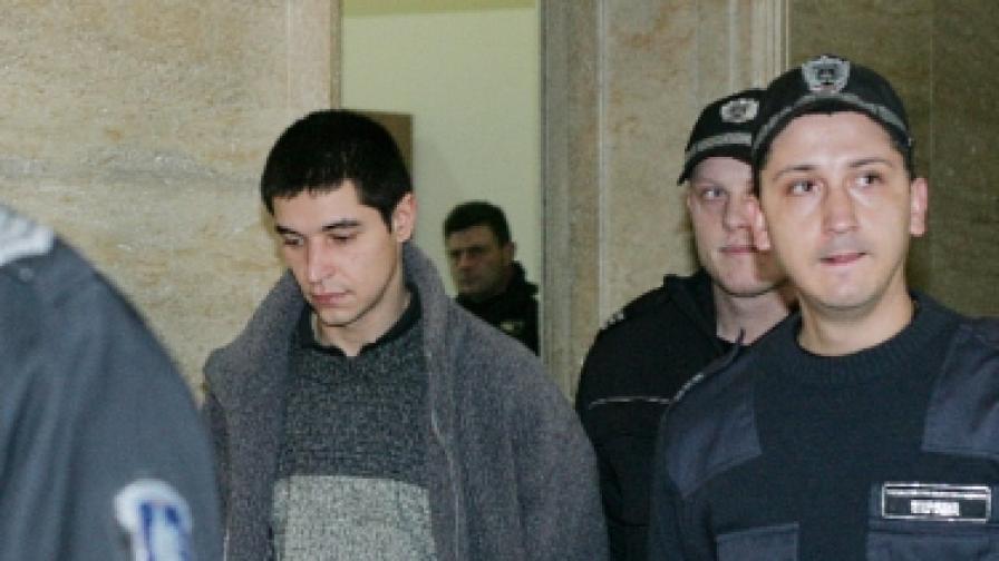 Божидар Диманов, февруари 2009 г.