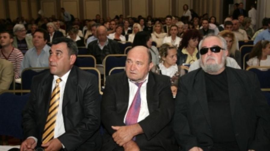 """Университетски преподаватели учредиха """"България за всички"""""""