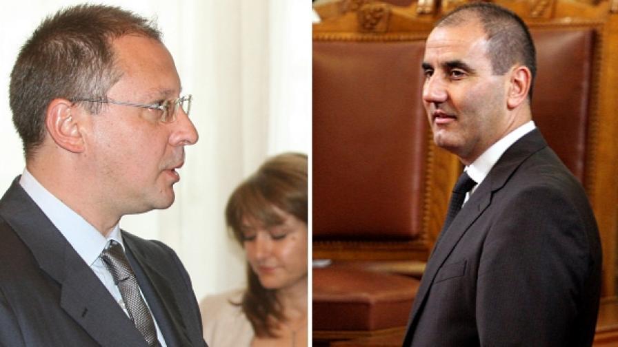 Бившият премиер и предсдедател на БСП Сергей Станишев и вицепремиерът и вътрешен министър Цветан Цветанов си размениха взаимни обвинения в лъжа и популизъм