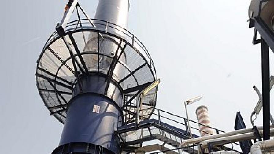 Енел откри водородна електроцентрала край Венеция