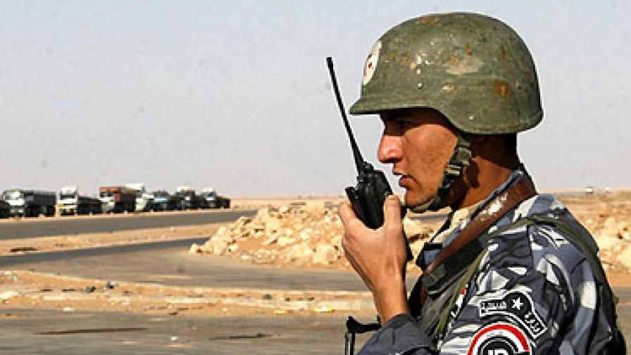 Камикадзе уби най-малко 40 души в Ирак