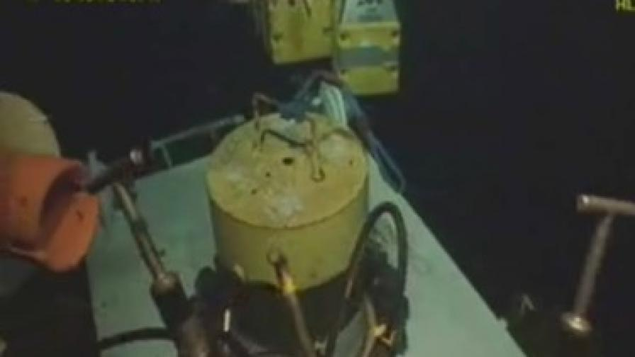 Петролът в Мексиканския залив отново потече