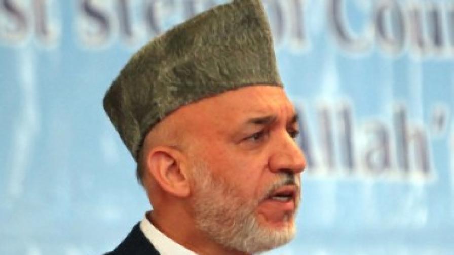 МВФ отпуска заем от 125 млн. долара за Афганистан