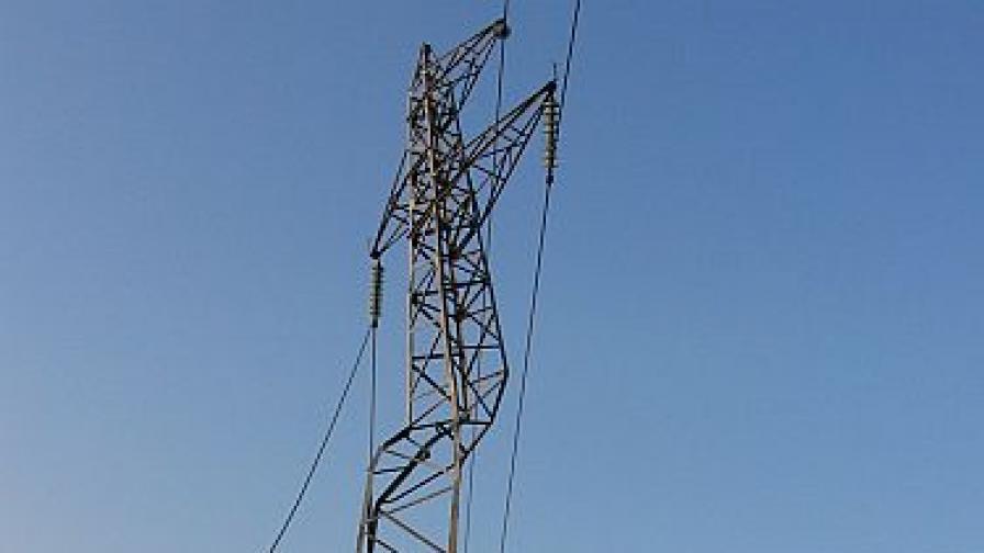 Възстановено е нормалното електрозахранване по морето