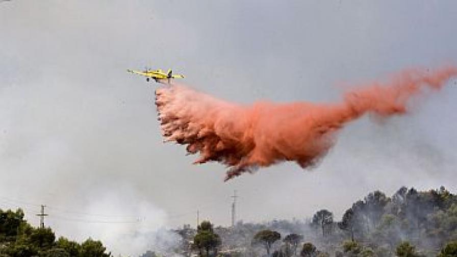 Хиляди евакуирани заради пожари край Марсилия и в Ерусалим