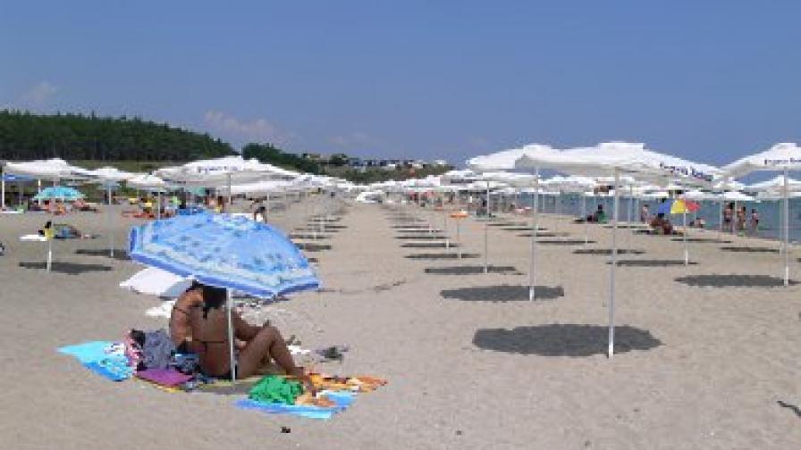 Любимите плажове на английските туристи - българските