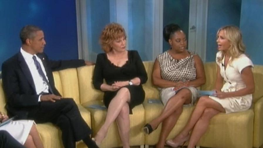 Обама: У нас още има расовото напрежение