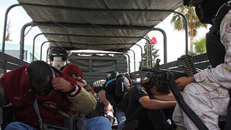 Мексико ликвидира още един наркобарон