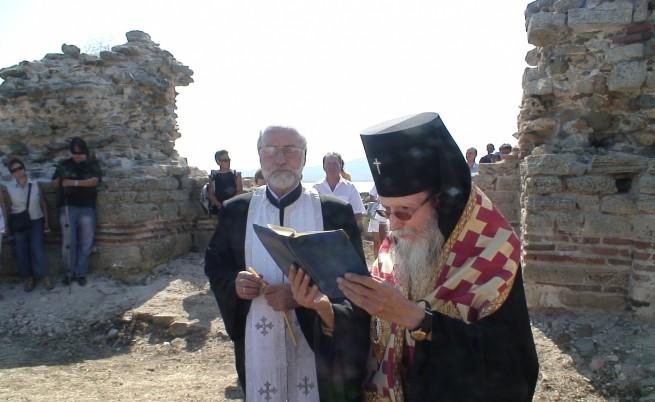Мощите в Созопол наистина са на св. Йоан Предтеча