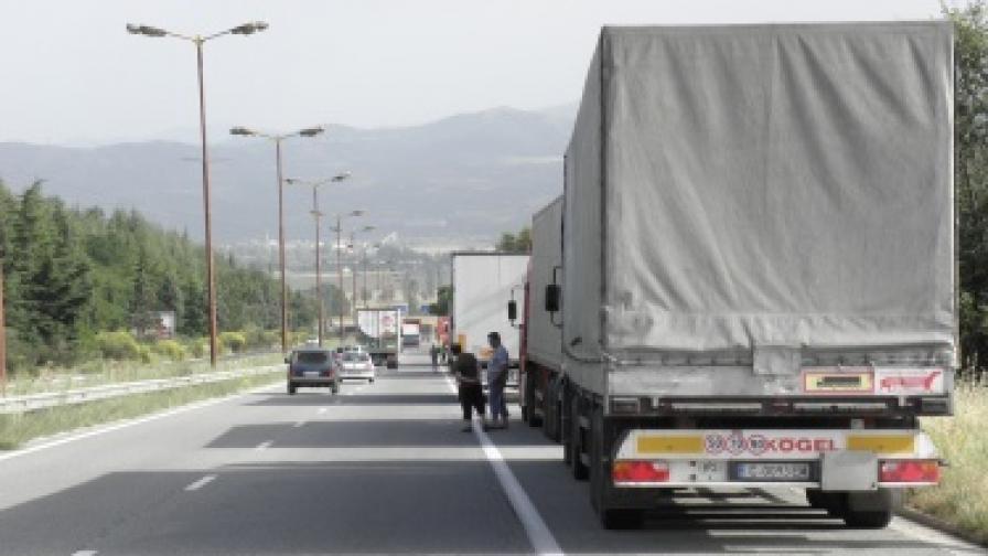 Цялото движение от София за Гърция вече минава през Радомир