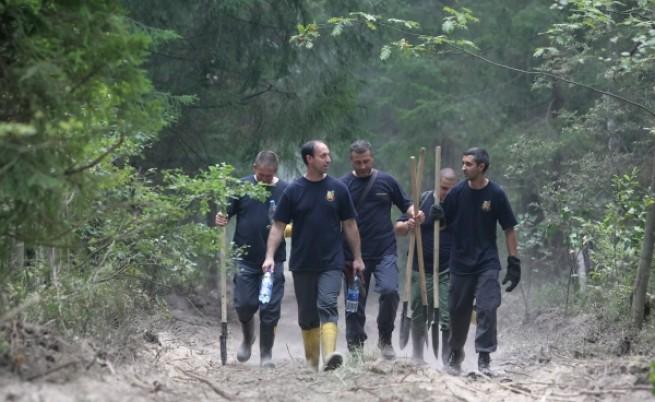 Русия: Борба с пожарите около военни обекти