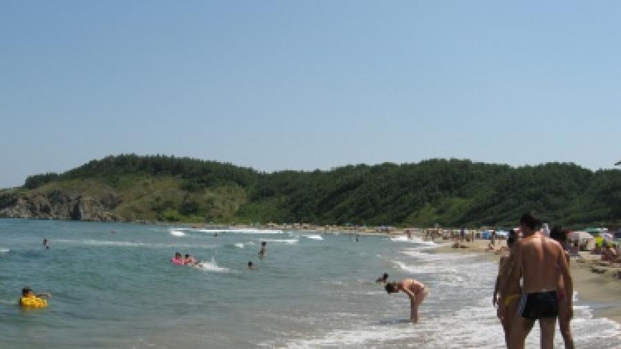 Защо морската вода е толкова топла