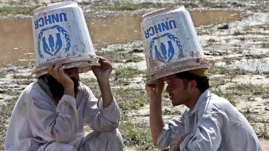Талибаните не искат западни пари за наводненията