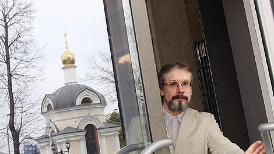 """Директорът на """"Русское молоко"""", назоваващ се Василий Бойко-Велики"""