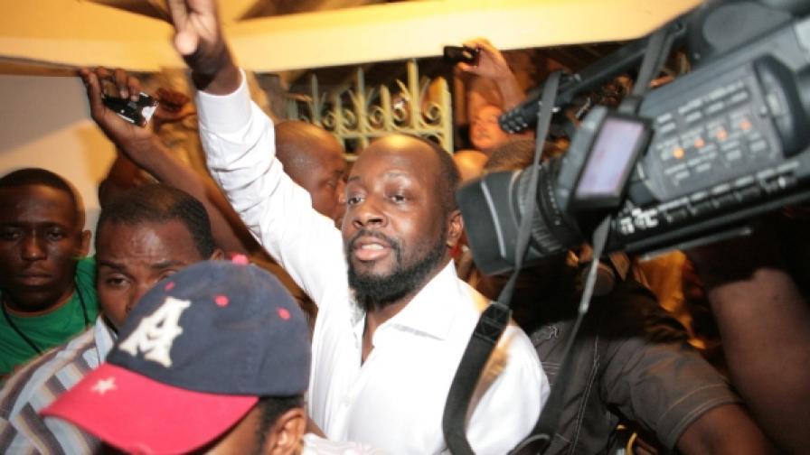 Не пускат Уайклиф Жан на президентските избори в Хаити