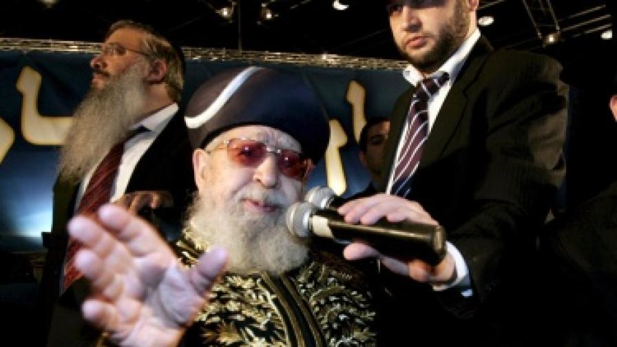 Ортодоксален равин проклина палестинците