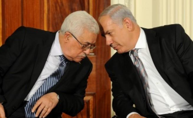 Израелци и палестинци - първоначални договорености