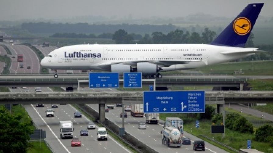 Германия въвежда данък за авиопасажери