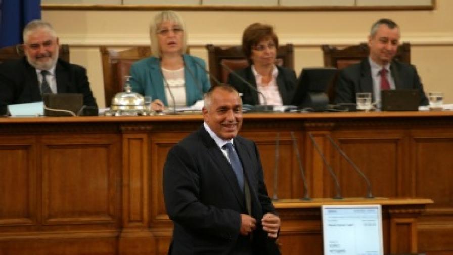 Б. Борисов: Есента ще е решаваща за всеки българин