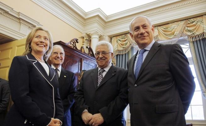 Кои преговарят за Близкия Изток