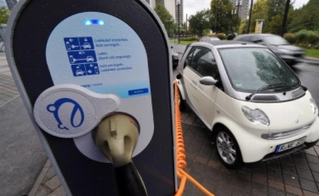 Зарядни станции за електромобили - от догодина и у нас