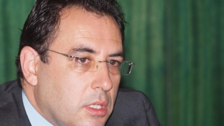 Министърът на транспорта Александър Цветков