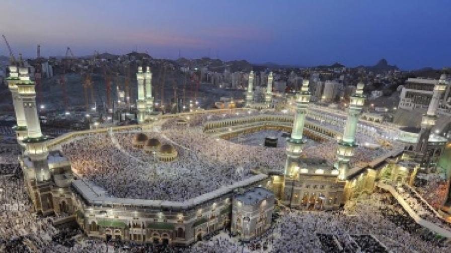 Мюсюлманите честват Рамазан байрам