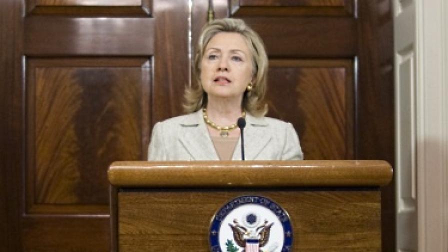 Клинтън: Светът разчита на САЩ