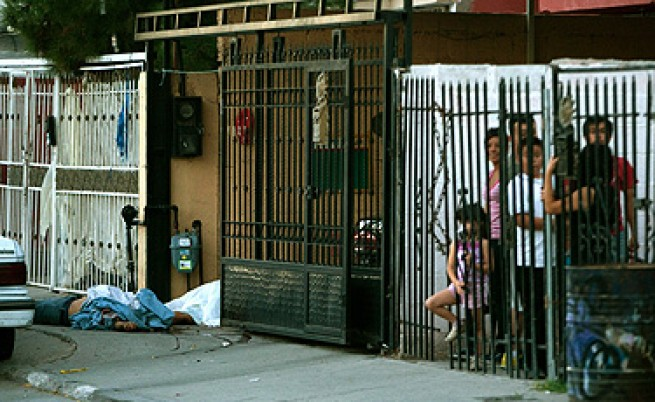 Черен рекорд в нарковойната в Мексико