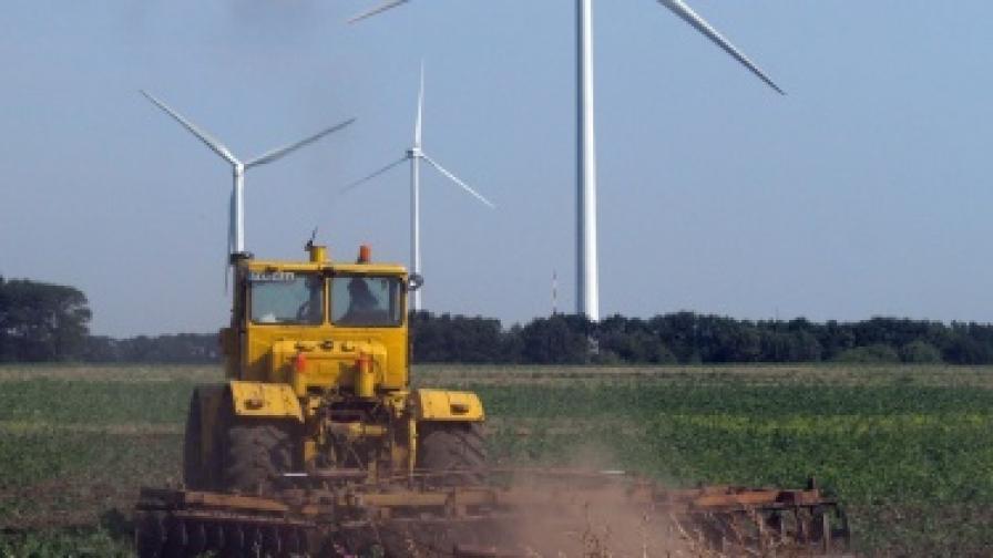 Субсидиите за земеделие у нас тройно по-ниски от в ЕС
