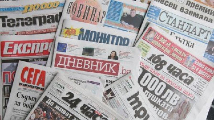 """""""Стандарт"""": Генерал срещу ГЕРБ"""