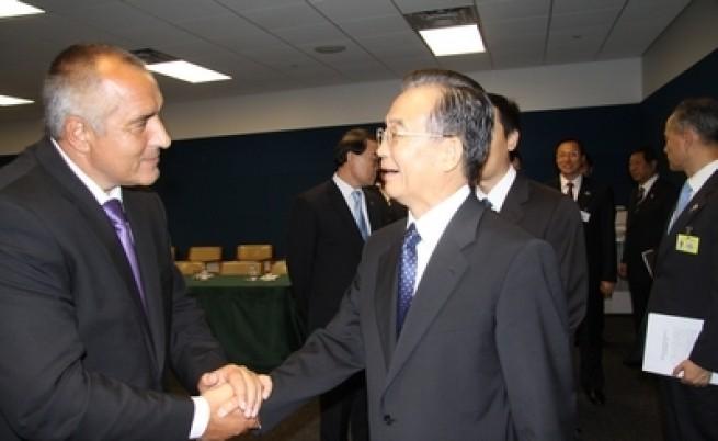 Китай иска да инвестира в България