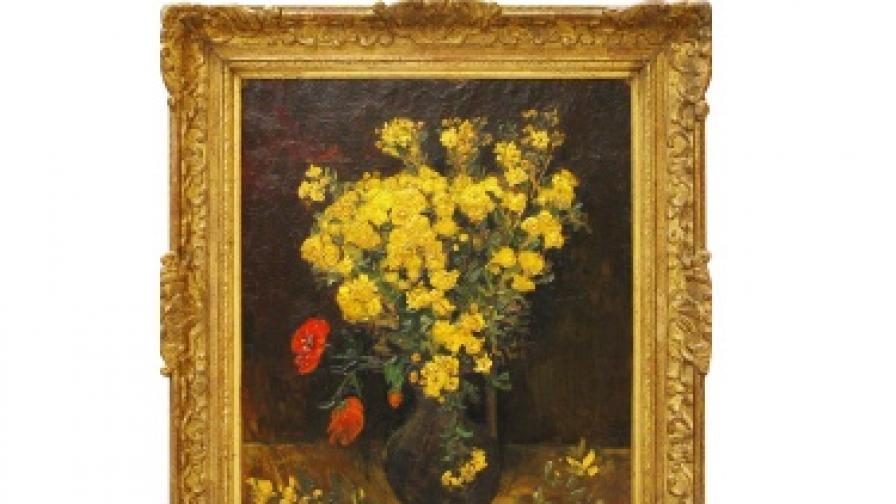 Египетски работник откраднал картина на Ван Гог?