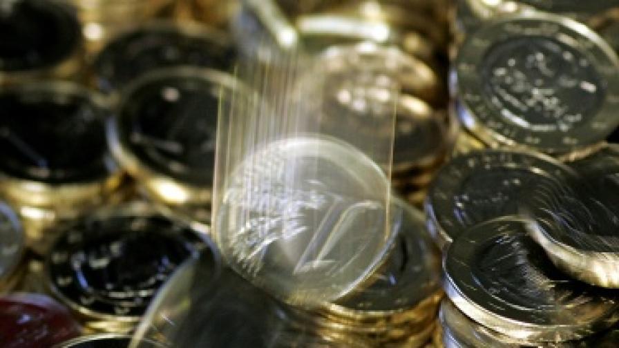 Еврото стигна нивата си от април