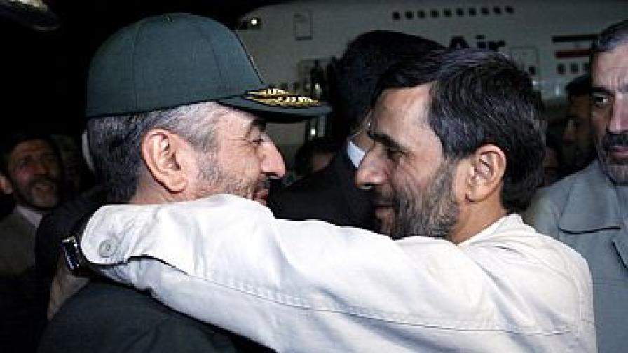 САЩ наказва и действащи министри в Иран