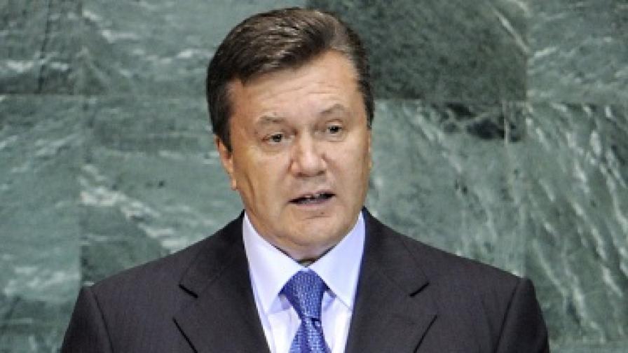 Съд отмени парламентарната република в Украйна