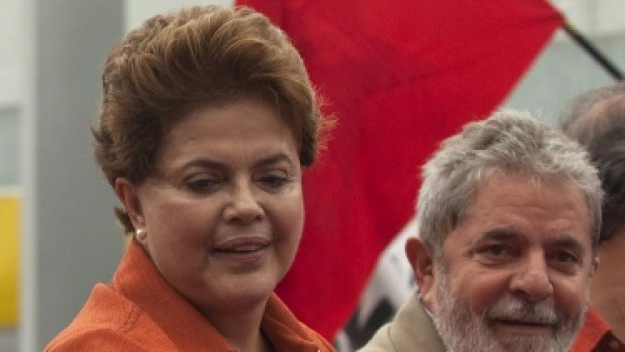 Дилма Русеф отива на балотаж в Бразилия