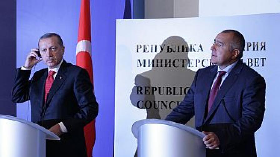 Ердоган: Българските турци имат всички права