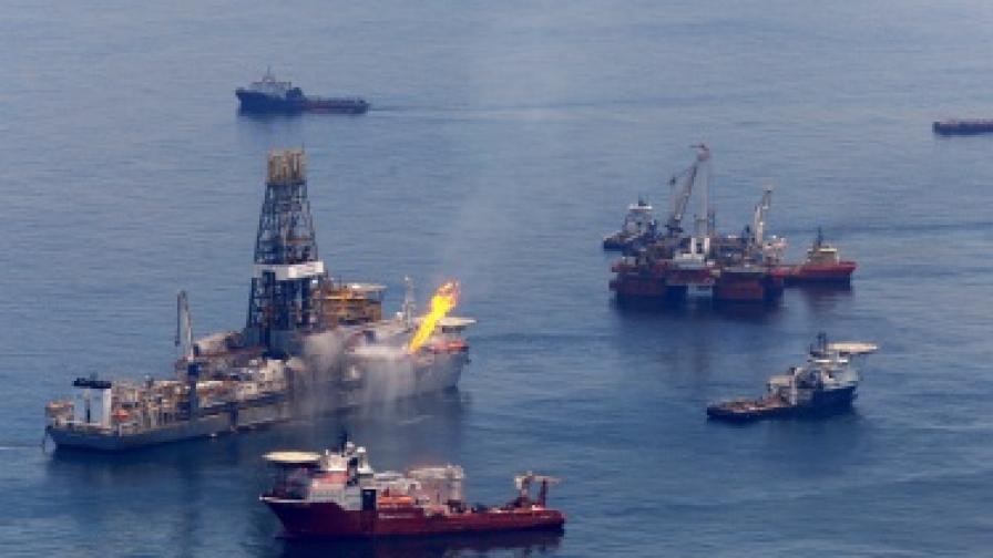Проучване: САЩ са подценили нефтения разлив